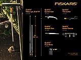 Fiskars Wertastungssäge für Arbeiten an weit entfernten Stellen, Werkzeugkopf, Länge 54 cm, Gehärtetes Stahl-Sägeblatt, Schwarz/Orange, QuikFit, 1000691 - 5
