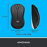 Logitech MK540 Advanced Kabelloses Tastatur-Maus-Set, 2.4 GHz Wireless Verbindung via Unifying USB-Empfänger, 3-Jahre Akkulaufzeit, Für Windows und ChromeOS PCs/Laptops, Deutsches QWERTZ-Layout - 9