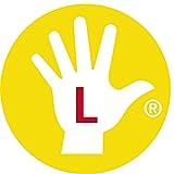 Dosen-Spitzer – STABILO EASYsharpener – 1er Pack – 3in1, petrol, für Linkshänder - 2
