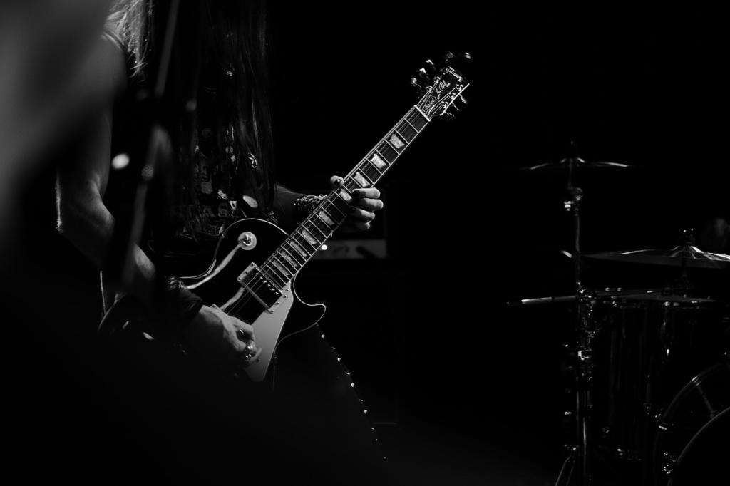 Bekannte Linkshänder Gitarristen